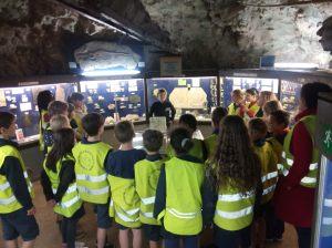 Dago gaf een spreekbeurt voor klas 4A van basisschool Drakenhof.