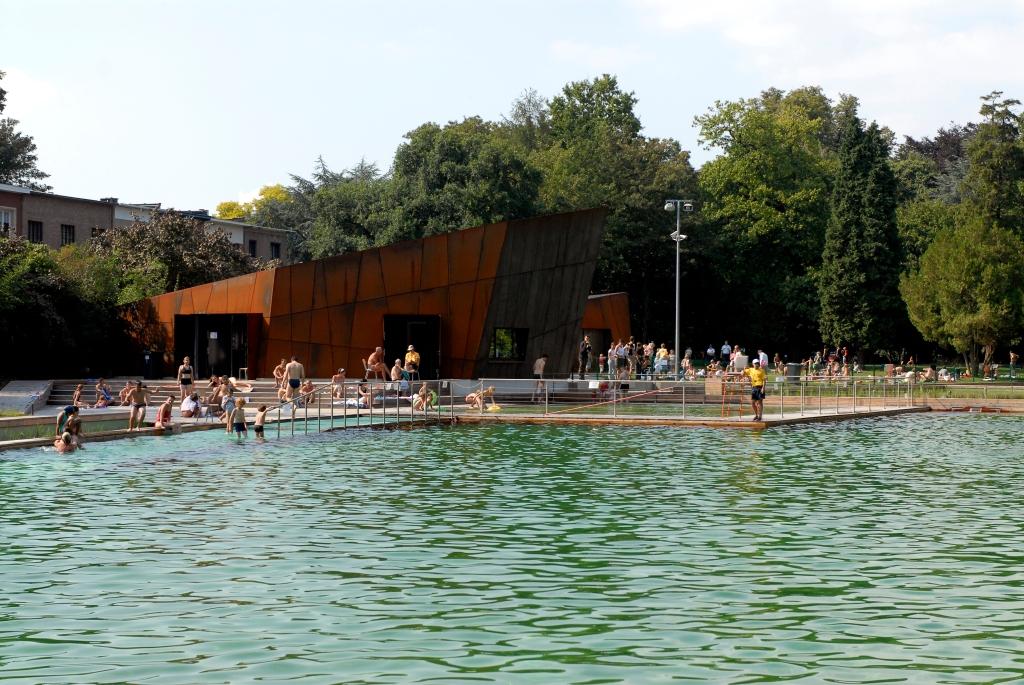 Zwemvijver Boekenbergpark_copyright Stad Antwerpen